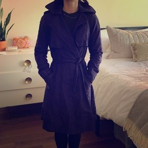 Purple Ted Baker Raincoat